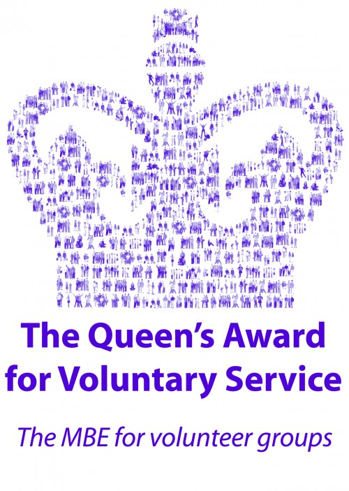 Queens' Award for Voluntary Service